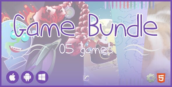 5 Games Bundle 01