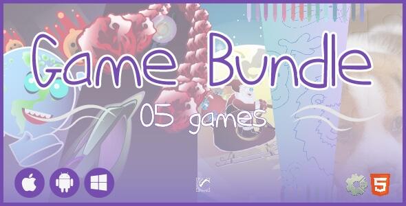 5 Games Bundle 01